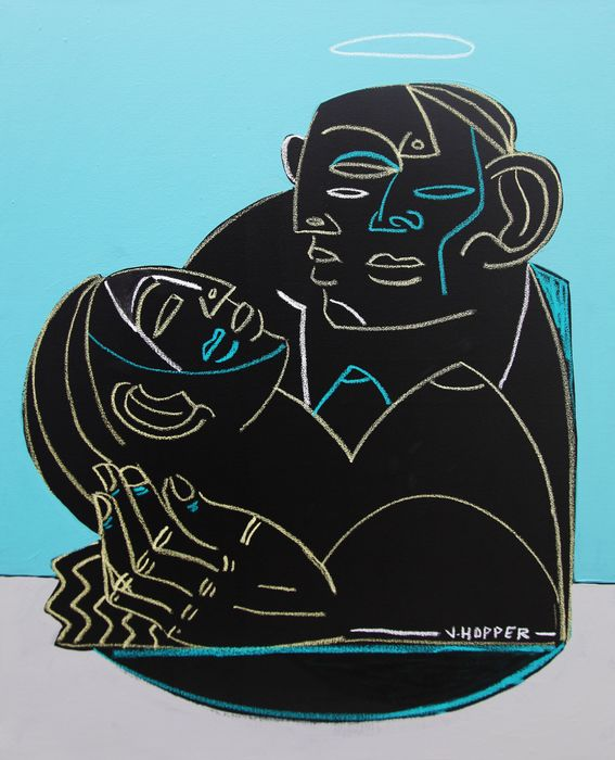 Jone Hopper - Couple saint