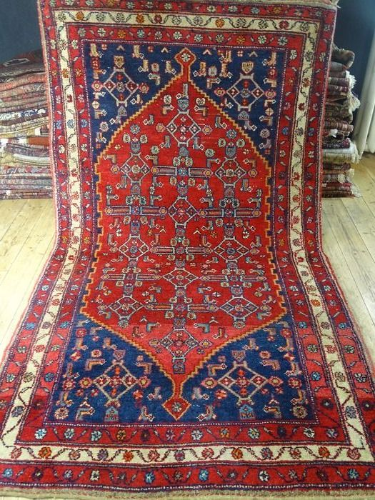 Malayer - Carpet - 245 cm - 140 cm