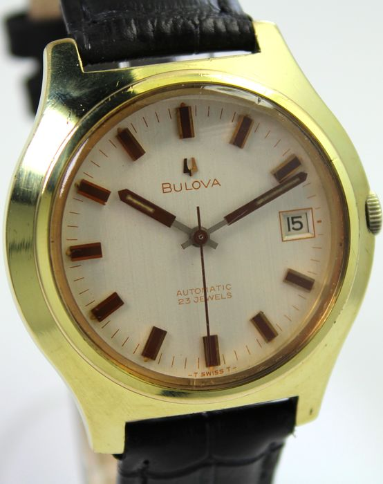 "Bulova - ""NO RESERVE PRICE"" - Men - 1960-1969"