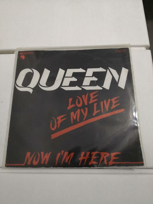 Queen - Love of my Life/ Now I'm Here - Singolo 45 Giri - 1979