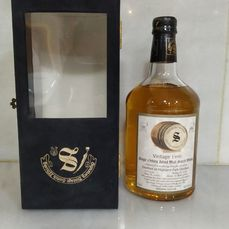 Highland Park 1990 11 years old Cask Strength - Signatory Vintage - b. 2001 - 70 cl