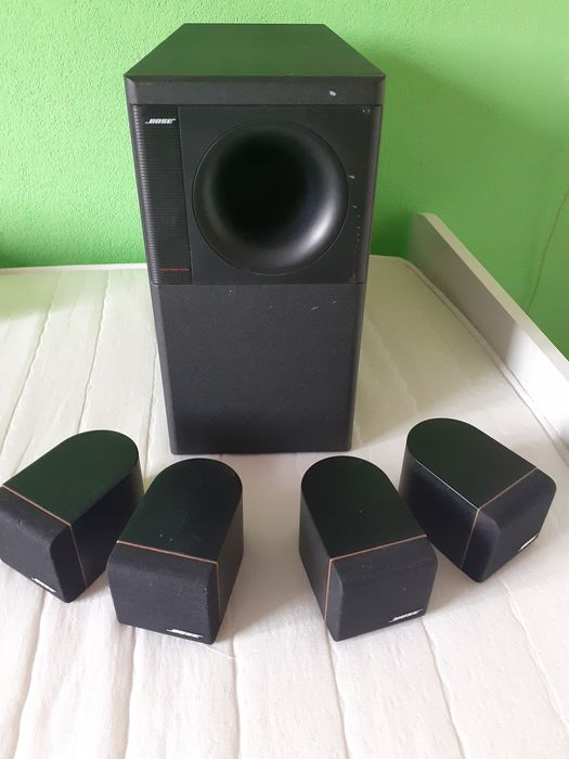 Bose - Acoustimass 7 - Red line series - Speaker set