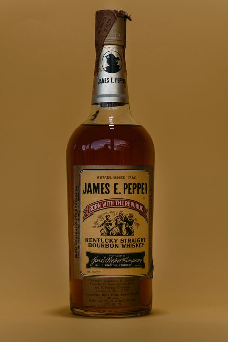 James E Pepper - b. late 1960s early 1970s - 75cl