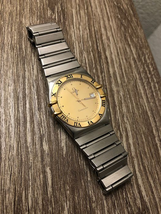 Omega - Constellation Day Date 1990 32MM - 3961070 - Unisex - 1990-1999