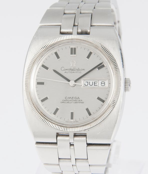 Omega - Constellation Automatic Day-Date - 168.045 - Unisex - 1960-1969