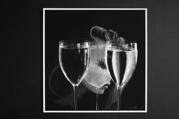 Ugne Pouwell - Three of Cups