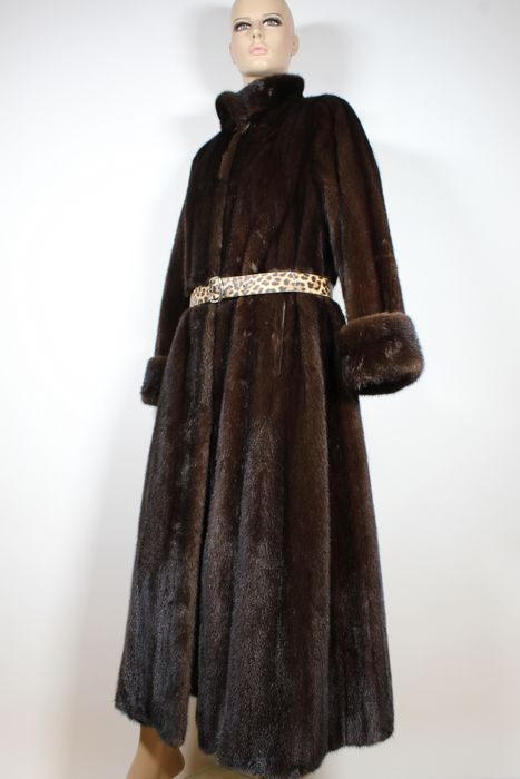 Artisan Furrier - Mink fur - Fur coat - Made in: Germany