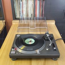 Technics - Professional SL 1210 MK2 - Direct Drive - Turntable