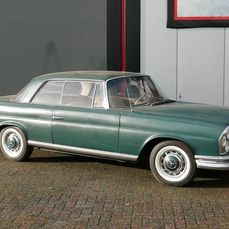 Mercedes-Benz - 220 SE Coupé W111 - 1963