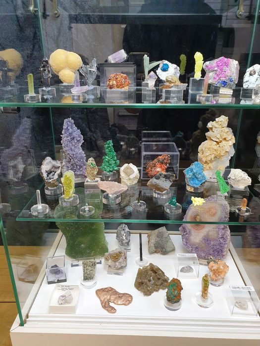 Beautiful various Mineral Collection - 3.3 kg - (52)