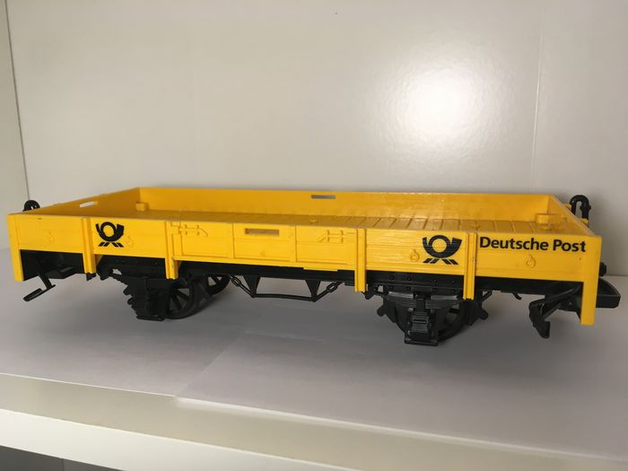 Preview of the first image of LGB G - 70920 - Freight carriage - Deutsche Post dare.