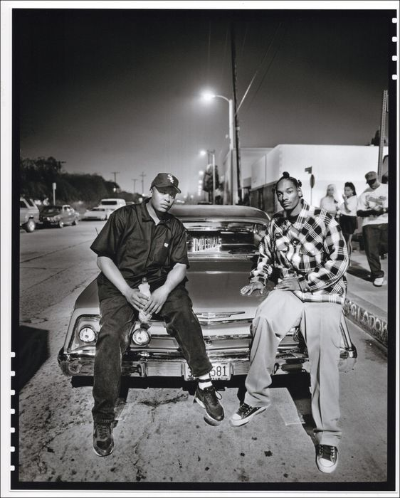 Mark Seliger - Dr. Dre and Snoop Dogg, Los Angeles,  California, 1993