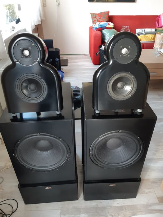 Acarian Systems - Alon IV - Speaker set