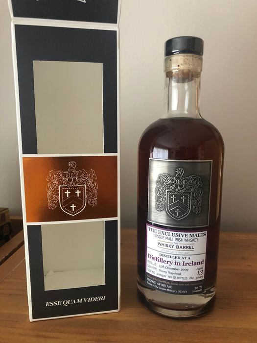 Cooley 2003 13 years old - Creative Whisky Company - b. 2017 - 700ml
