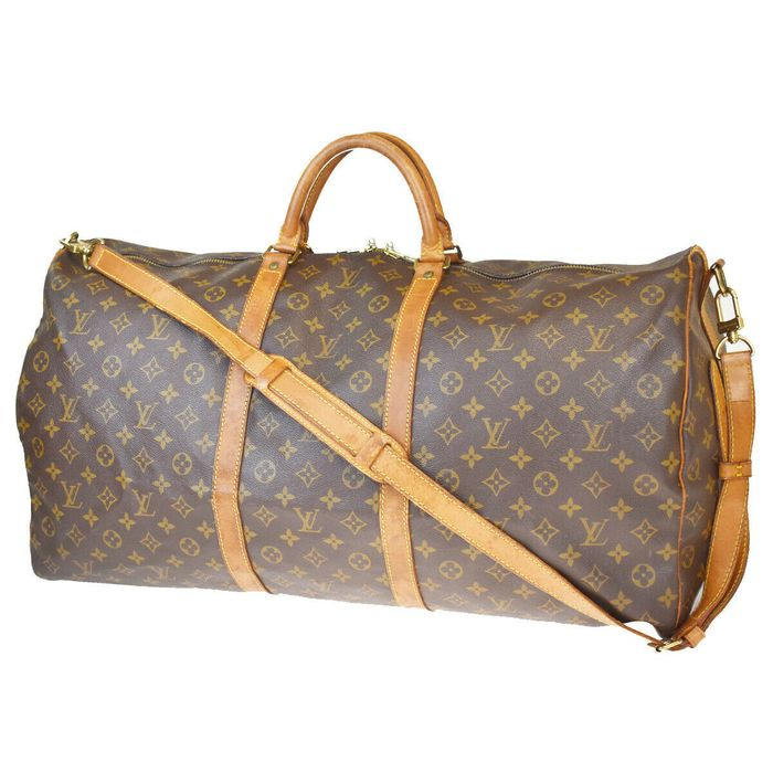 Louis Vuitton - Keepall 60 Bandouliere Bolso weekend