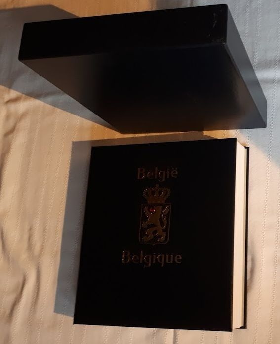 Belgien 1969/2013 - Complete collection of booklets in Davo album - OBP / COB B1/144