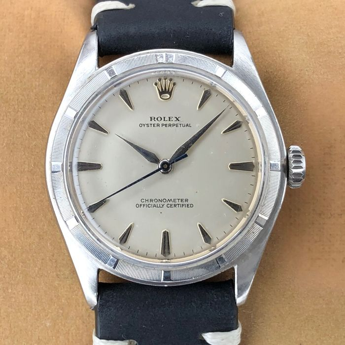 Rolex - Oyster Perpetual - 6107 - Unisex - 1965