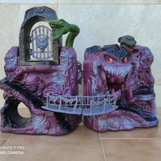 Mattel - Skeletor Castle. Masters of the Universe. He man