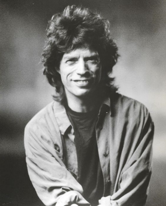 WWP and others - 4 x Mick Jagger, Rolling Stones (from 1986 to 1994)