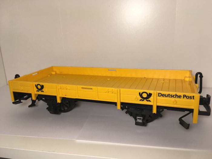 Image 3 of LGB G - 70920 - Freight carriage - Deutsche Post dare
