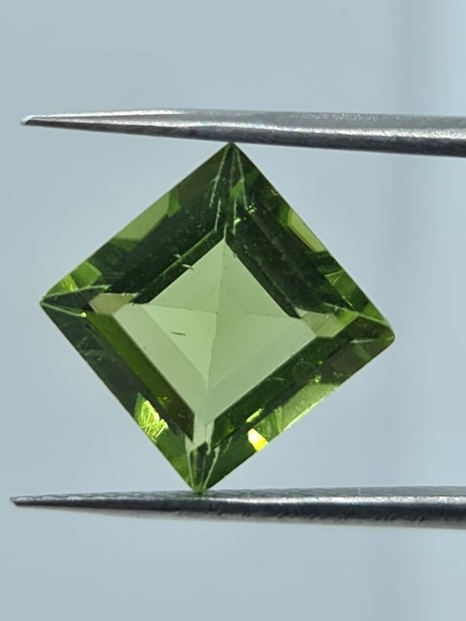 No Reserve Price - Peridot - 3.56 ct