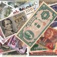 Banknotes Auction (Assorted)