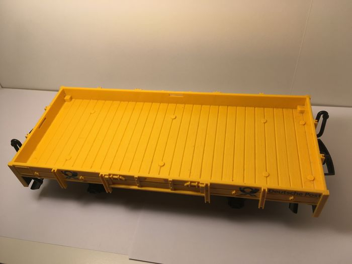 Image 2 of LGB G - 70920 - Freight carriage - Deutsche Post dare