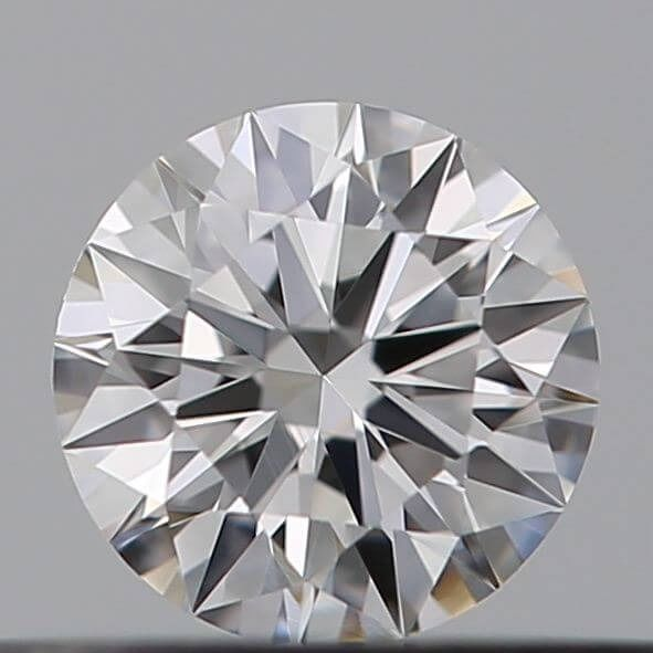 1 pcs Diamante - 0.30 ct - Brillante - D (incoloro) - VVS1, ***no reserve***