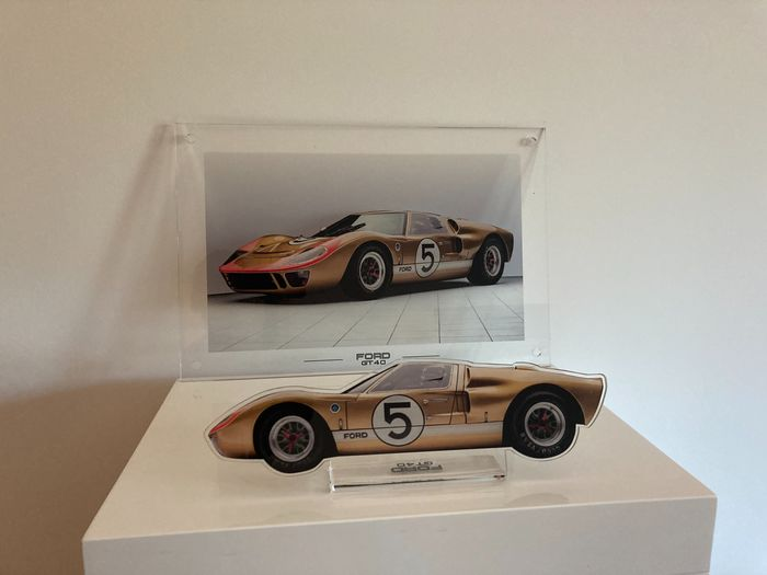 Frame - FORD GT 40 - Ford - After 2000