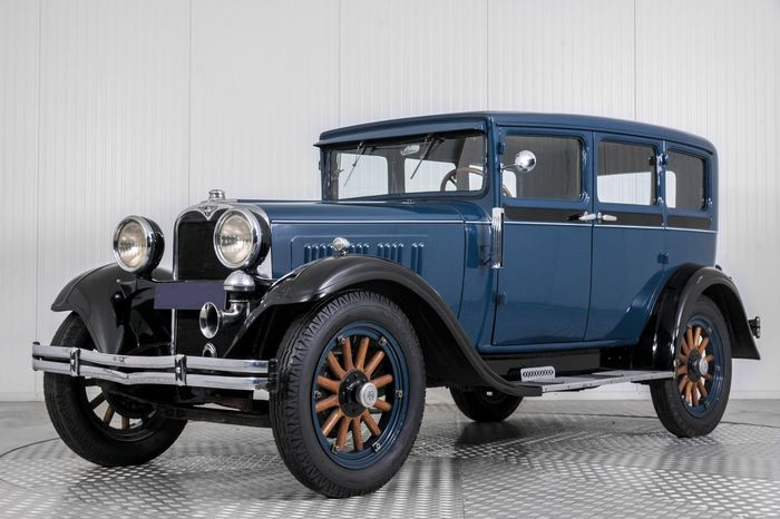 Dodge - Brothers Victory Six - 1927