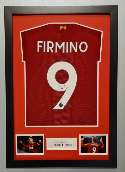 Liverpool - English Premier League - Roberto Firmino - Jersey(s)