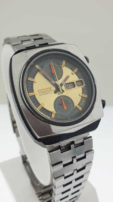 "Citizen - Monaco - ""NO RESERVE PRICE"" - GN-4-S-67-9071 - Men - 1980-1989"