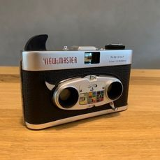 Sawyer's (View-Master) View-master Stereo-Color 1961. 35mm stereo camera