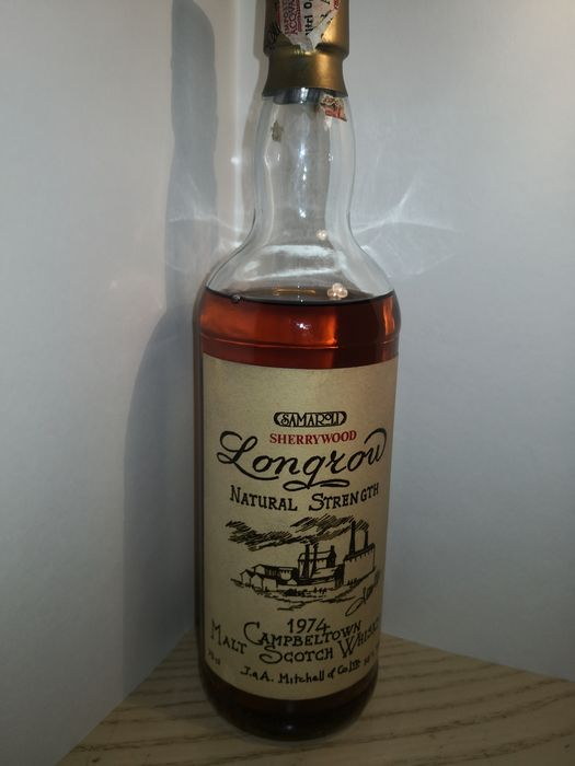 Longrow 1974 - Samaroli - b. 1987 - 75cl