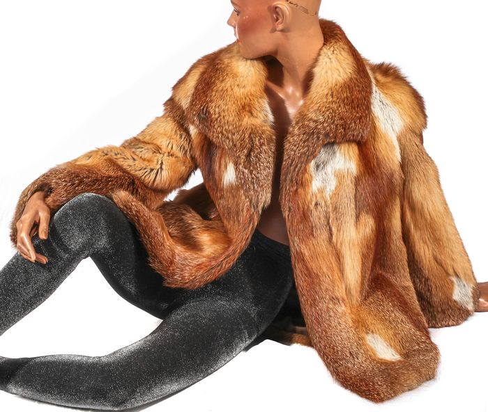 Artisan Furrier - Fox fur, Fur - Fur jacket - Made in: Germany