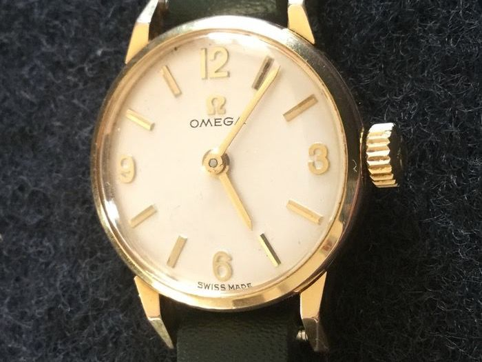 "Omega - ""NO RESERVE PRICE"" - 11079-51 - Women - 2000-2010"