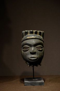 Mask - Wood - Ekpo - Eket - Nigeria