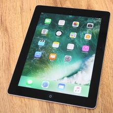 Apple iPad 4 (Retina screen - WiFi, 16GB) - model A1458 - met Lightning-kabel