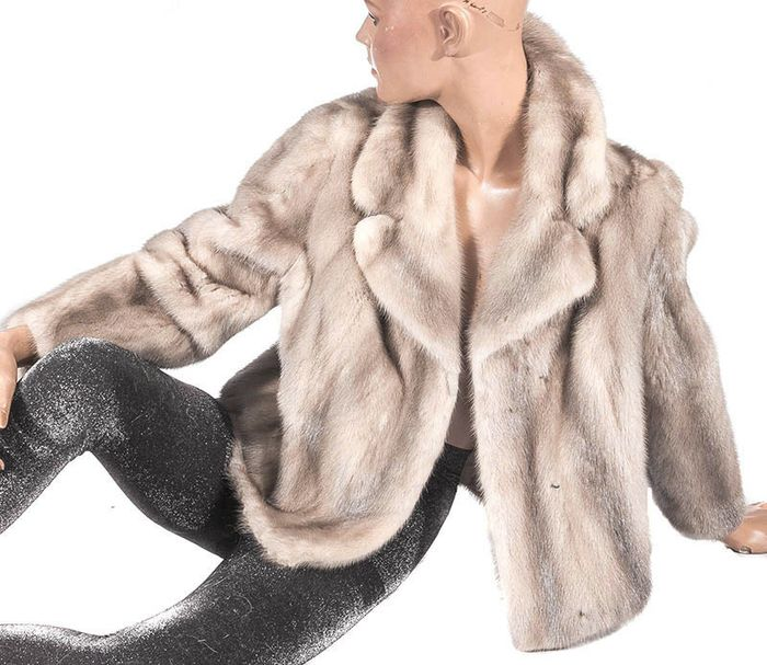 Artisan Furrier - Mink fur - Jacket, Fur jacket - Made in: Germany