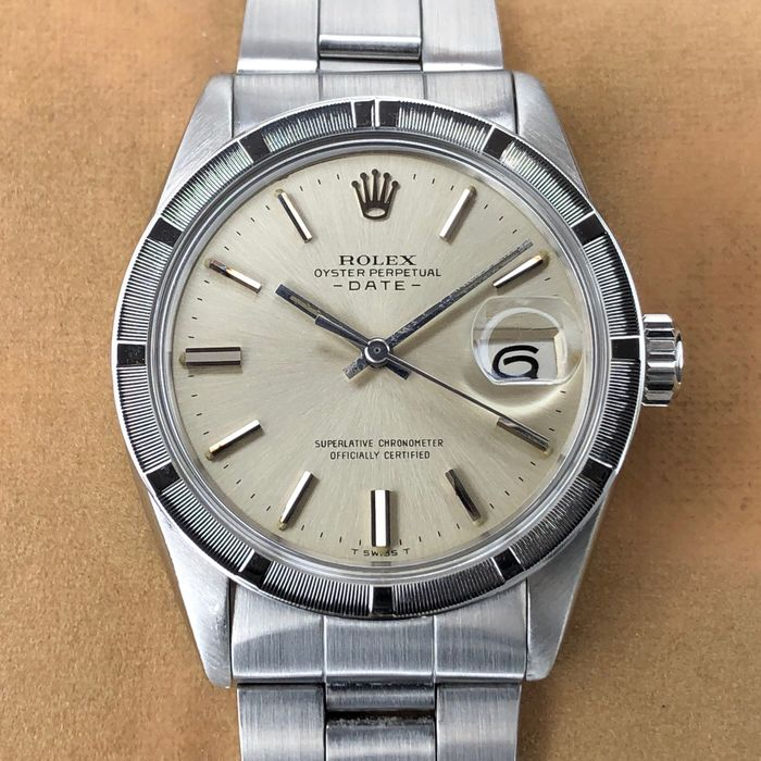 Rolex - Oyster Perpetual Date - 1501 - Unisex - 1971