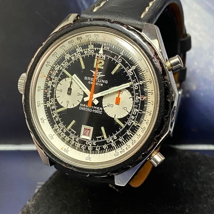 Breitling - Navitimer Chrono-Matic - Ref. 1806 - Men - 1960-1969