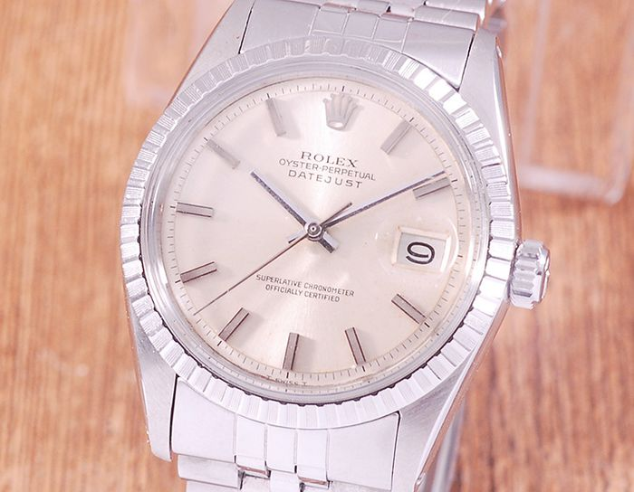 Rolex - Oyster Perpetual DateJust - 1603 - Men - 1970-1979