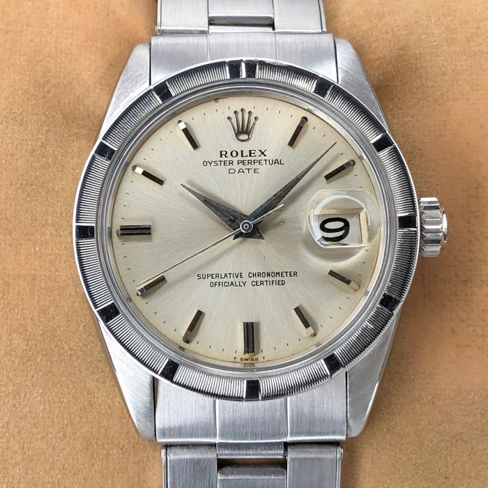 Rolex - Oyster Perpetual Date - 1501 - Unisex - 1963