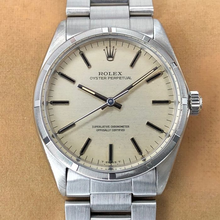 Rolex - Oyster Perpetual - 1003 - Unisex - 1966