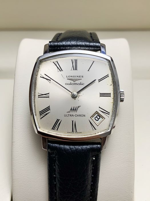 "Longines - Ultra-Chron High Beat - ""NO RESERVE PRICE"" - Men - 1960-1969"
