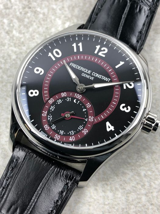 Frédérique Constant - Horological Smartwatch - FC-285BBR5B6 - Men - 2011-present