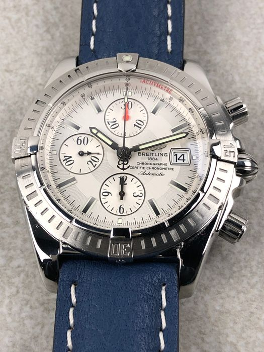 Breitling - Chronomat Evolution Chronograph Automatic - A13356 - Heren - 2000-2010