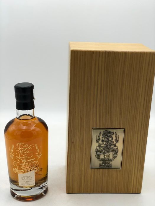 Imperial 30 years old Director's special - The Single Malts of Scotland - 70cl