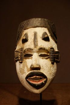 Mask - Wood - Ibibio - Nigeria