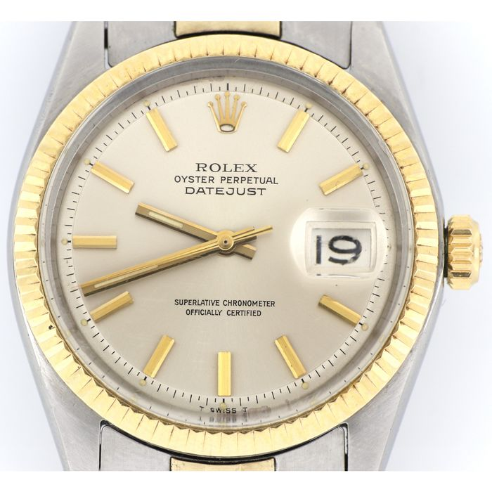Rolex - Oyster Perpetual Datejust - 1601 - Men - 1970-1979